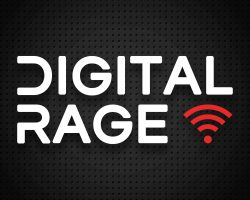 digital rage podcast logo