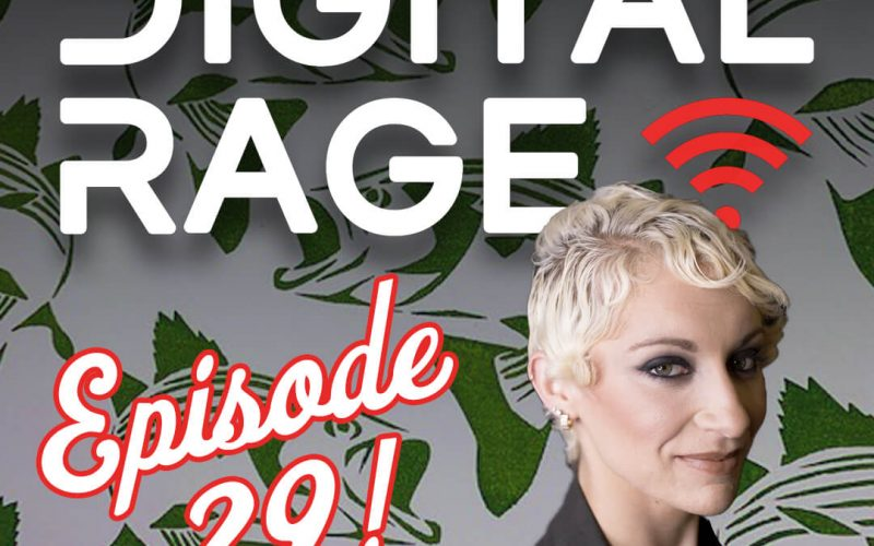 lily ray on episode 29 of the digital rage podcast