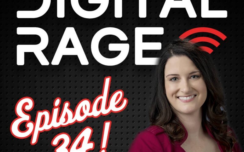Digital Rage Michelle Golden Episode 34